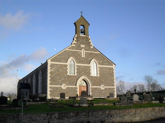 St Mochta's Church, Derrynoose