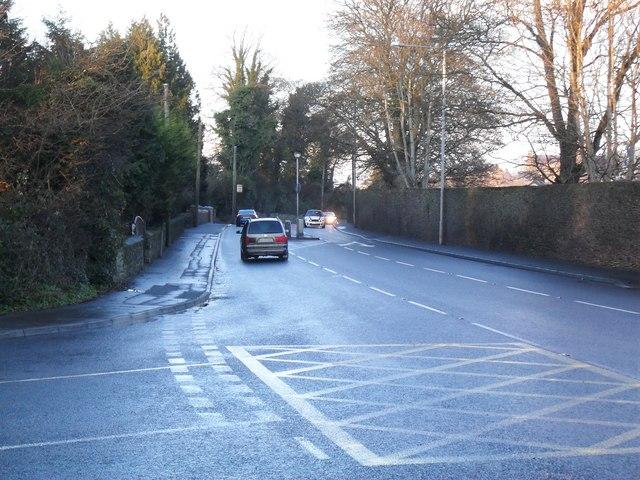 Irish Street, Armagh