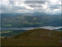 NN6240 : Just below the summit of Beinn Ghlas by Bill Boaden