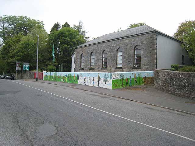 School, Military Road, Boyle