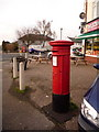 SZ0191 : Poole: postbox № BH15 23, Wimborne Road by Chris Downer