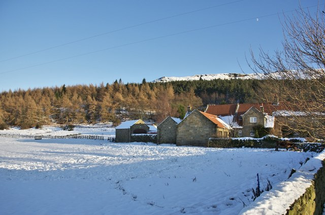 Bank Foot Farm, Ingleby Greenhow