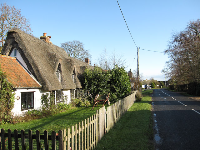 Thatched Cottage, Weston Green
