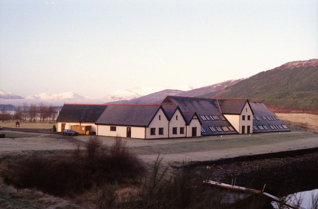Isles of Glencoe Hotel, Ballachulish
