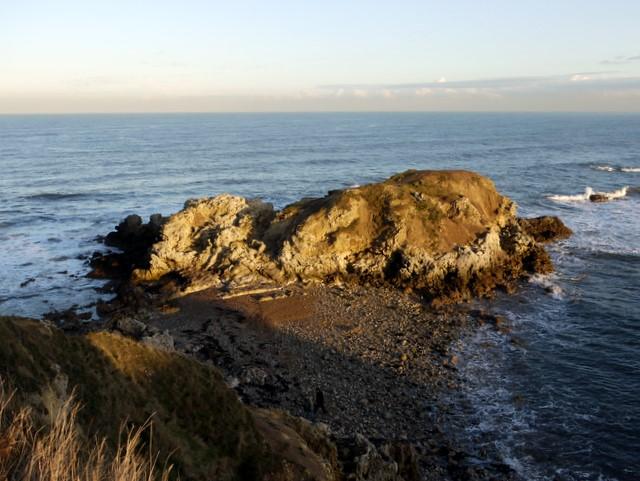 Velvet Beds or Camel Island, Marsden Bay