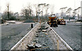J3581 : Building the M5 near Rushpark, Whiteabbey (3) by Albert Bridge