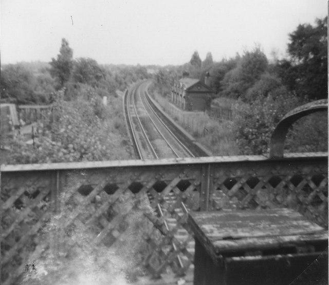 Hazelwell Station