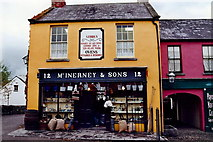 R4460 : Bunratty Folk Park - Village Street - Site# 12I by Joseph Mischyshyn