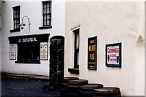 R4460 : Bunratty Folk Park - Village Street - Site# 12 (C,D) by Joseph Mischyshyn