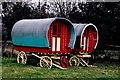 R4460 : Bunratty Folk Park - Traveller Wagons - Site# 13A by Joseph Mischyshyn