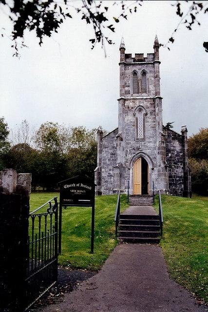 Bunratty Folk Park - Ardcroney Church - Site# 19
