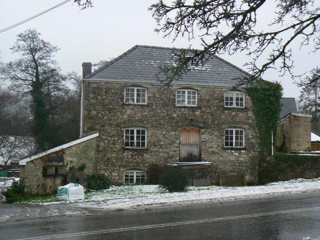 Little Mill Corn Mill