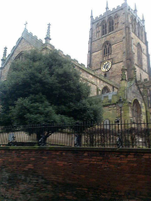 St Mary's by David Lally