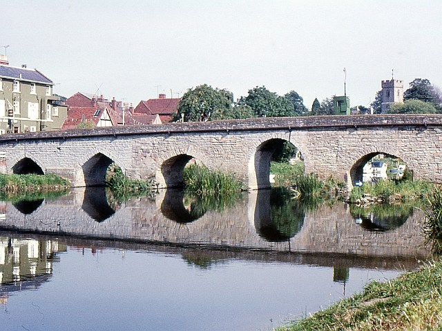 Bridge across the Avon
