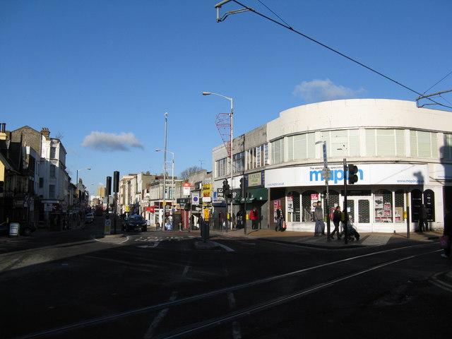 London Road, West Croydon