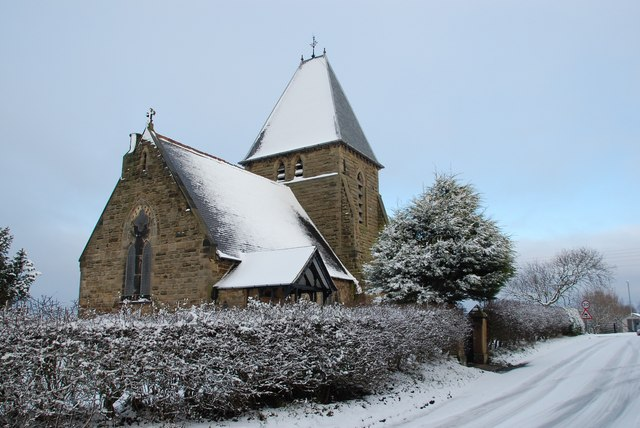 All Saints Church at Hawsker