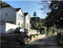 SX9364 : Anstey's Cove Road, Torquay by Roger Cornfoot