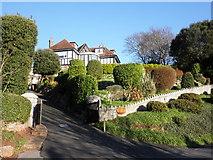 SX9364 : Grove House, Ilsham Marine Drive by Roger Cornfoot