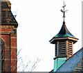 J3774 : Church lantern, Belfast by Albert Bridge