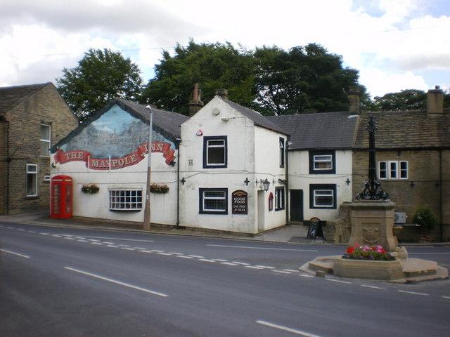 The Maypole Inn, Warley Town