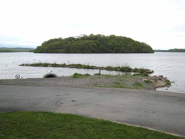 Hog Island, Lough Key