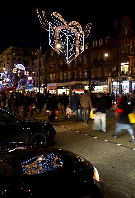 Oxford Street Bargain Hunters