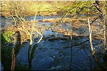 SO0153 : River Wye by Graham Horn