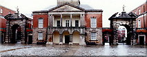 O1533 : Dublin Castle - Bedford Tower (1760) from Upper Yard by Joseph Mischyshyn