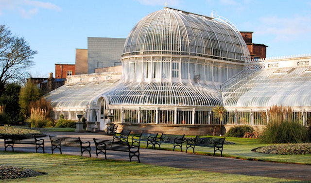 Winter Palm House, Botanic Gardens, Belfast