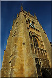 SP0343 : Tower of Evesham Abbey by Philip Halling