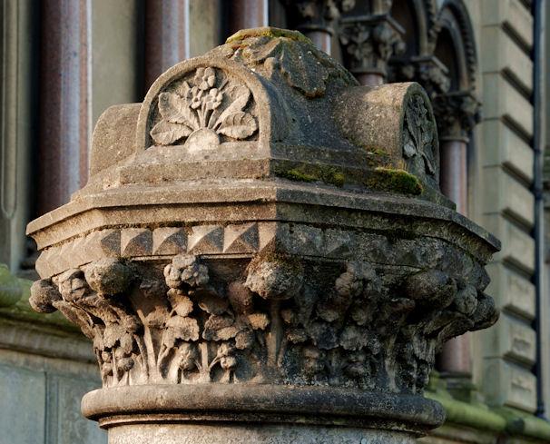 Gate pillar, Belfast
