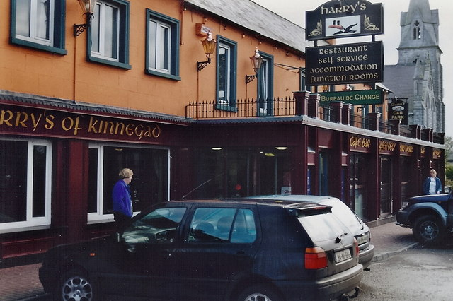 Kinnegad - Harry's of Kinnegad Restaurant