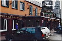 N6045 : Kinnegad - Harry's of Kinnegad Restaurant by Joseph Mischyshyn