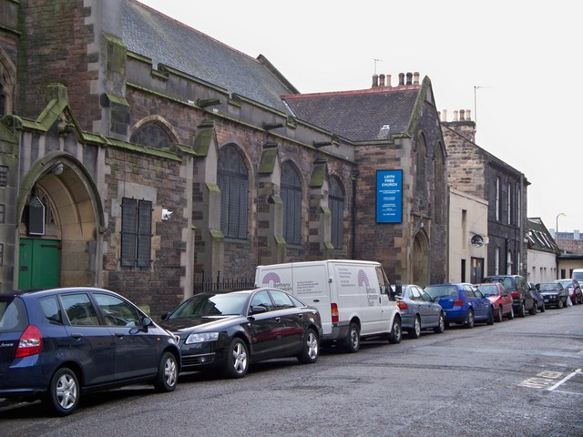Leith Free Church, Leith, Edinburgh