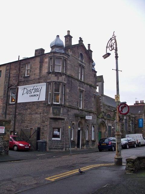 Destiny Church, Leith Edinburgh