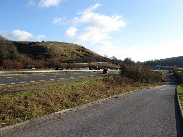 Slip Road, A23(T)