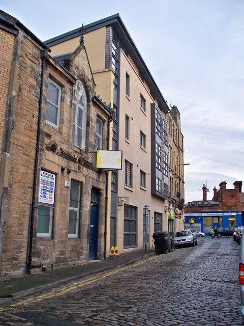St Andrews Place United Presbyterian Church Mission Hall, Leith, Edinburgh