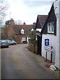 TR0653 : Church Hill, Chilham by David Anstiss