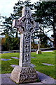 N0030 : Clonmacnoise - Cross of Scriptures - East face by Joseph Mischyshyn