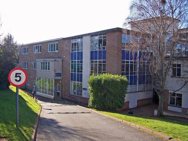St Cuthbert Mayne School Torquay 169 Richard Dorrell Cc By Sa 2 0 Geograph Britain And Ireland