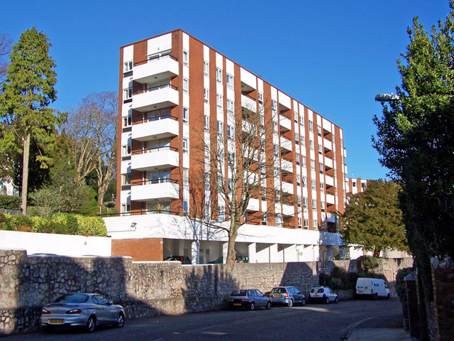 Ilsham House flats, Torquay