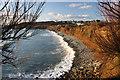 SW5429 : High water at Perran Sands by Bob Jones
