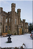 NY8013 : Augill Castle, Brough, Cumbria by Bob Harvey