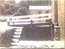 SK3056 : Bridge at Cromford Wharf, Cromford, Derbyshire by Eamon Curry