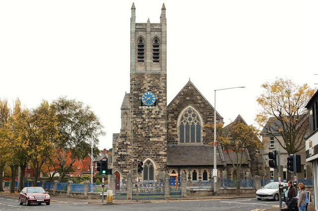 St Donard's (CoI) parish church, Belfast (1)