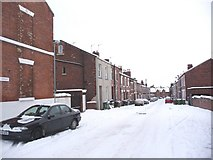 SE3321 : Clarendon Street, from College Grove Road by Christine Johnstone