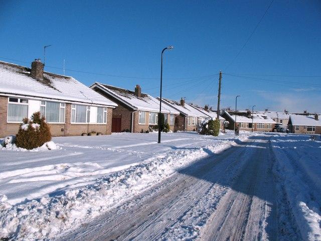 Larkfield Drive