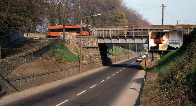 Tara mines train, Drogheda