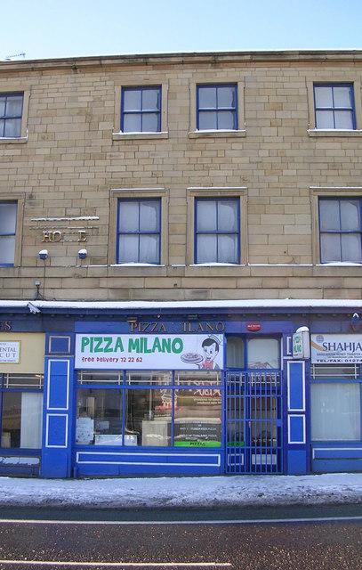 Pizza Milano - Manningham Lane
