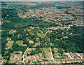 TQ7887 : Aerial view of Coombe Wood and Thundersley Glen by Edward Clack